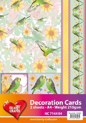 3D Decoration Card Kit 6- by Hearty Crafts