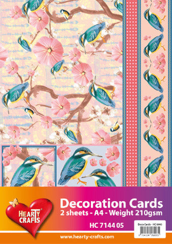 3D Decoration Card Kit 7- by Hearty Crafts