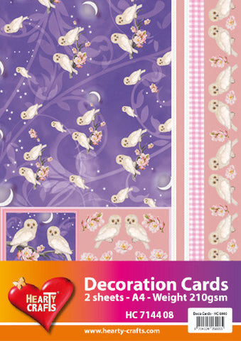3D Decoration Card Kit 10- by Hearty Crafts