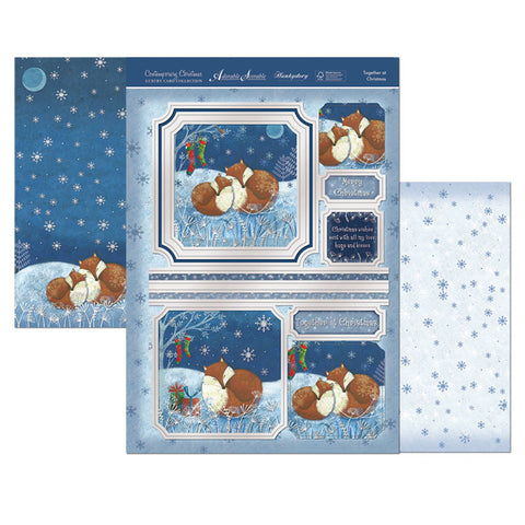 Hunkydory Luxury Topper Collection - Together at Christmas