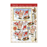 Hunkydory Luxury Topper Collection - Santa's New Pants