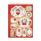 Hunkydory Luxury Topper Collection - Deck the Halls