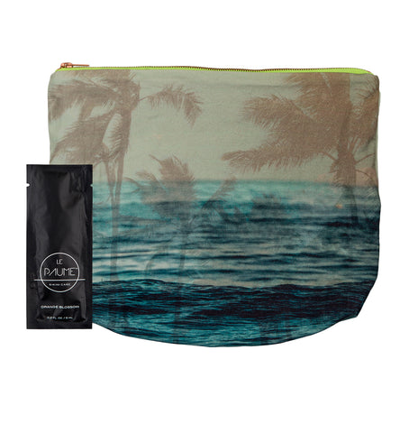 "Limited Edition LE PAUME + Samudra 12"" x 14"" Jumbo Bag"