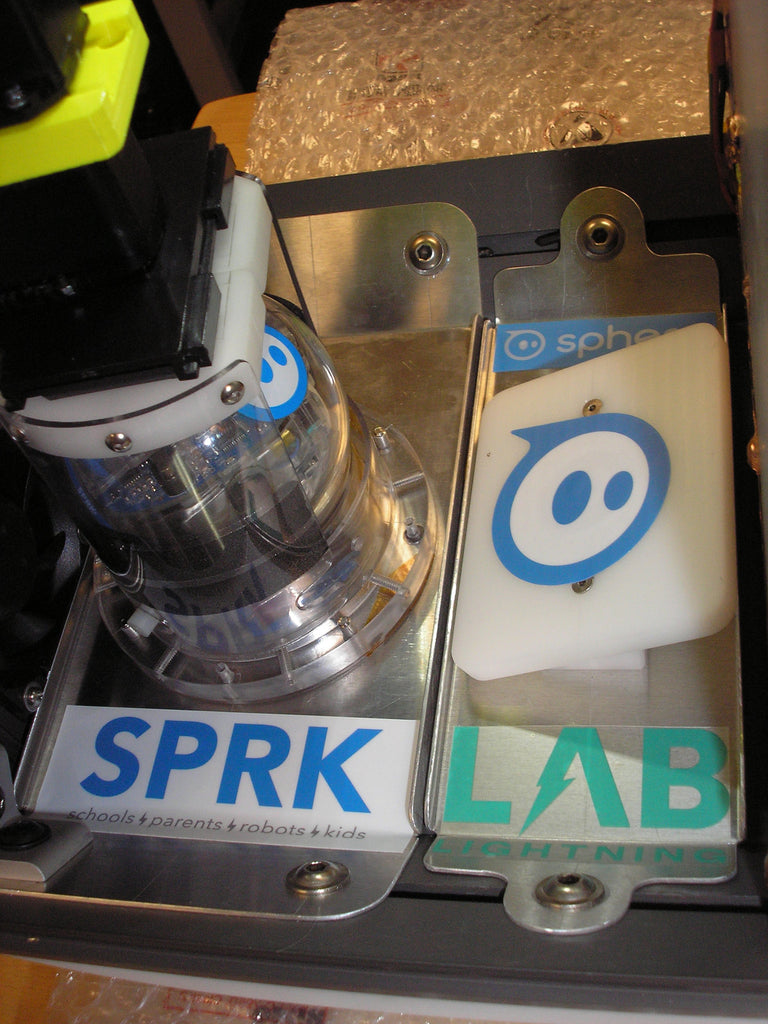 Sphero SPRK+ to the ISS