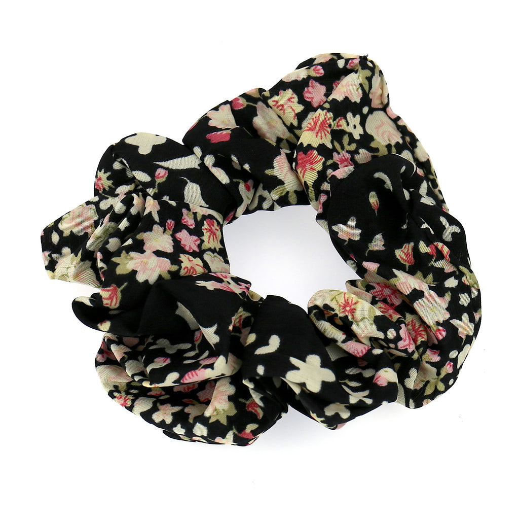 Hair Accessories Women Girls Ponytail Fabric Multi-Coloured Elastic Scrunchies