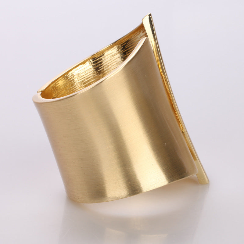 Fashion Gold Bangle Cuff Bracelet For Women
