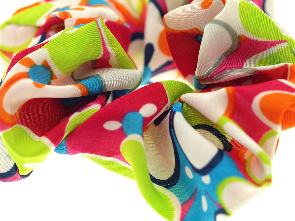 Hair Accessories Elastic Tie Colourful Bubble