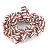 Hair Accessories Scrunchie Adjustable Striped Colourful Pattern
