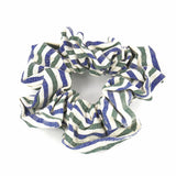 Hair Accessories Scrunchie Adjustable Striped Chic Pattern