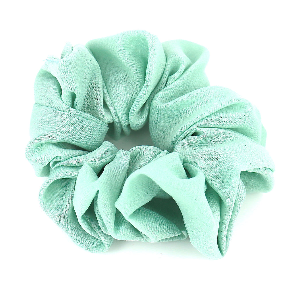 Hair Accessories Scrunchie Adjustable Green Lovely Pattern
