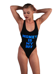 """Money BFF"" Bodysuit"