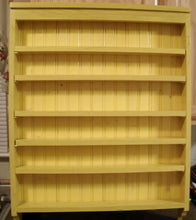 Spice Rack Custom Mustard Yellow