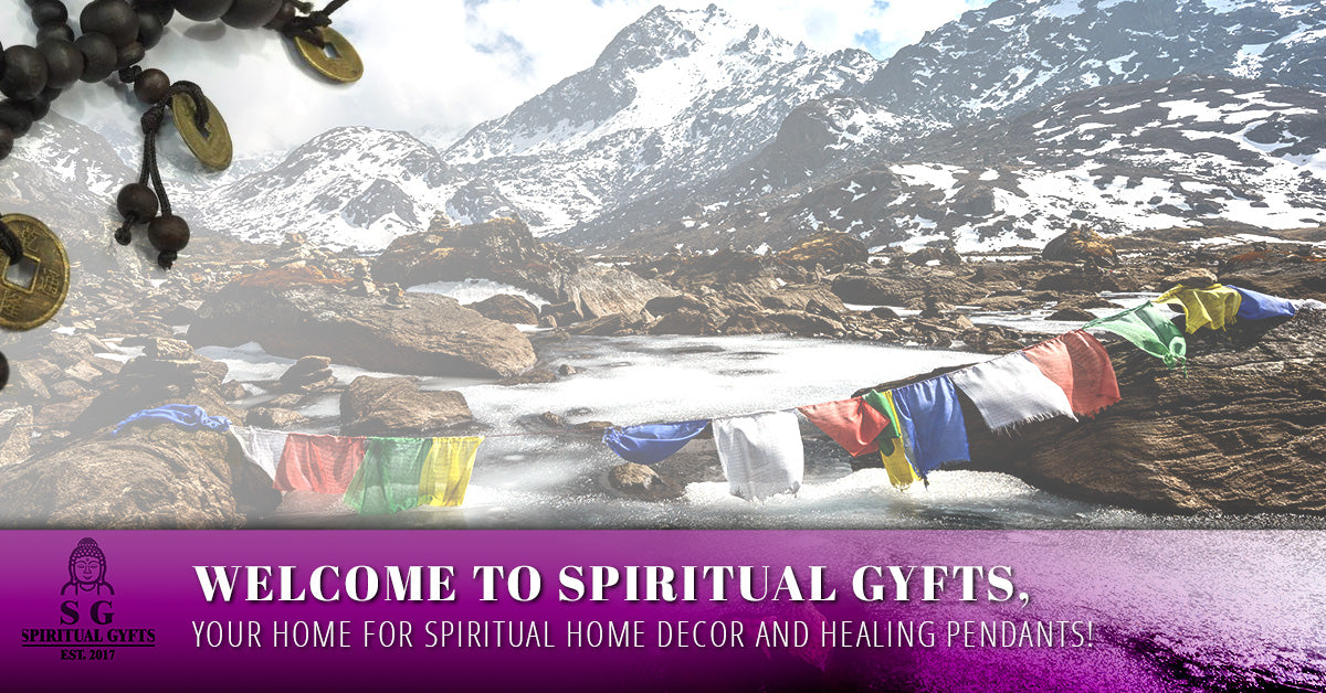 Welcome To Spiritual Gyfts, Your Home For Spiritual Home Decor and Healing Pendants!