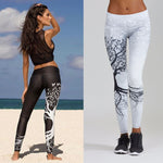 Tree of Life Yoga Pants