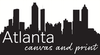 Atlanta Canvas and Print