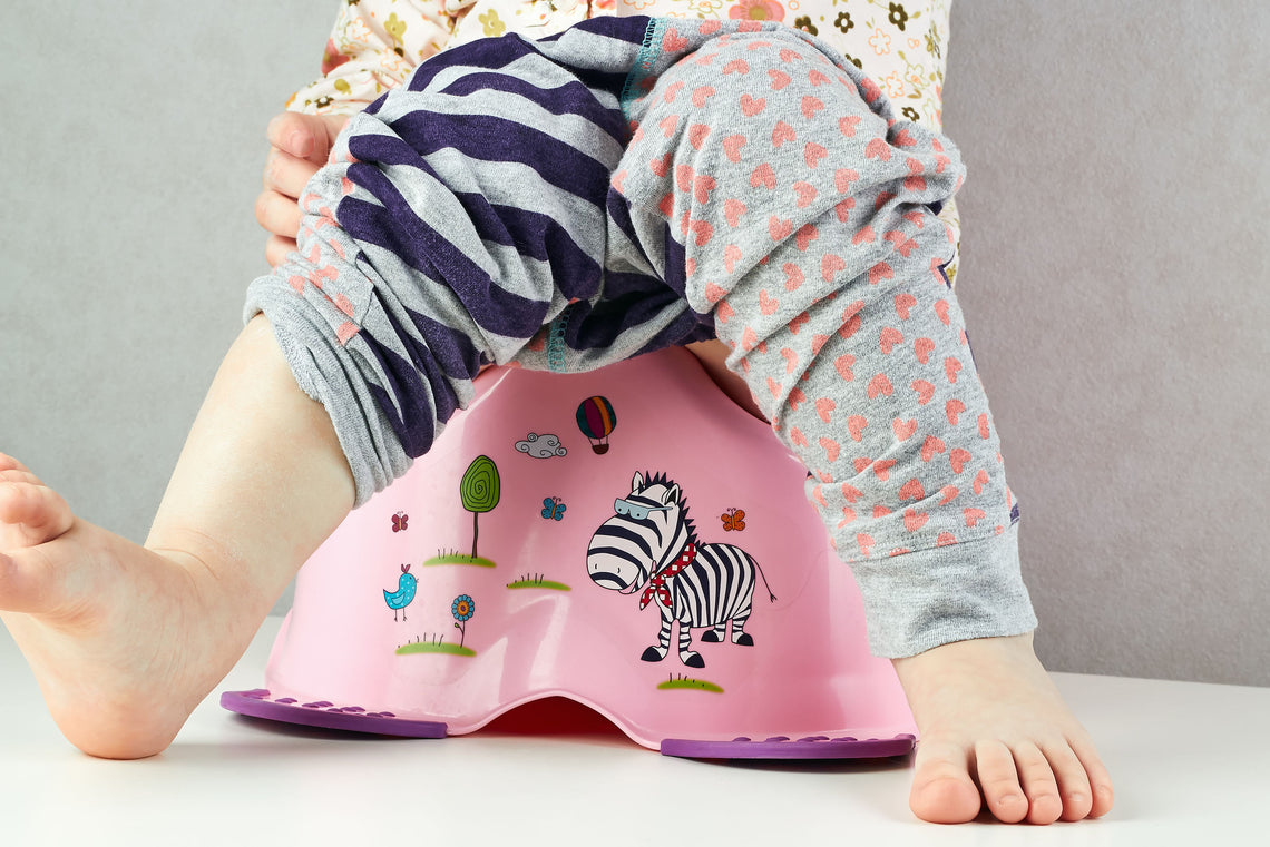 Potty Training Your Child With Glow Bowl