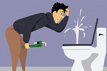What to Do if Your Toilet Won't Flush