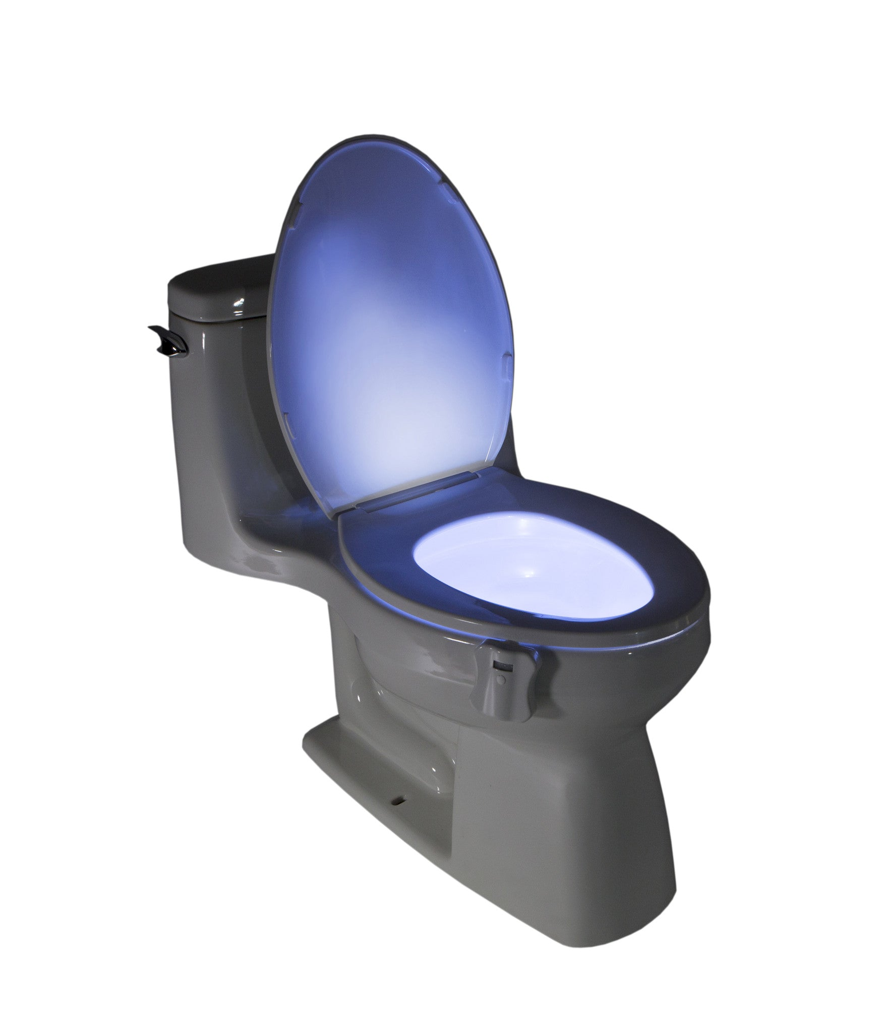 3-Pack GlowBowl - Motion Activated Toilet Nightlight