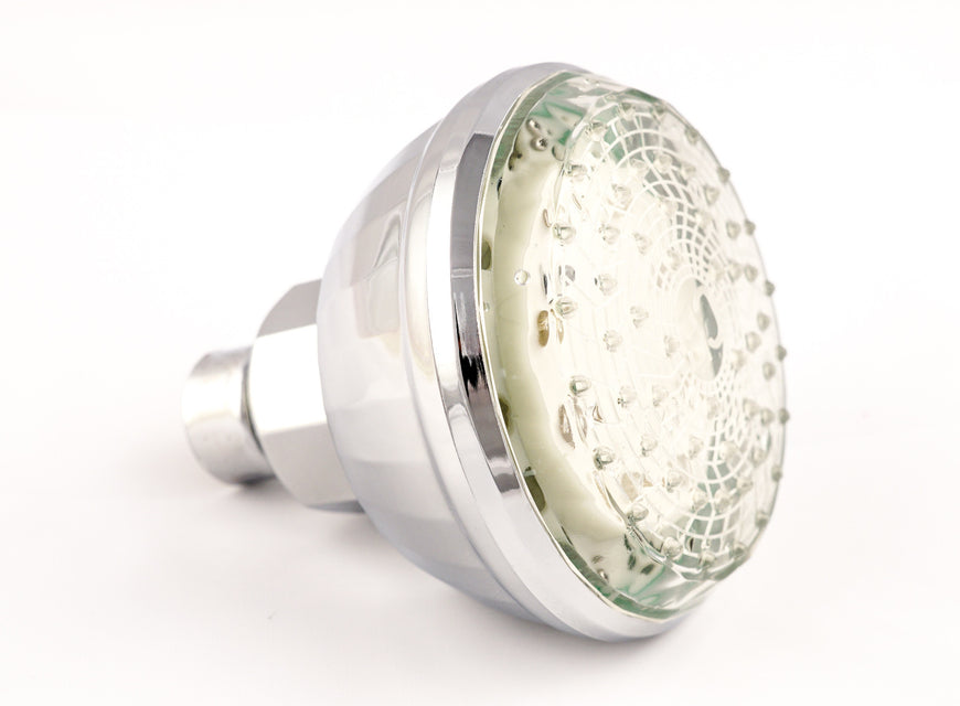 GlowShower - Temperature Sensing / Water Powered LED Shower Head