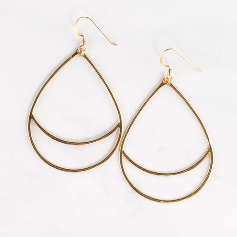 KIMI HOOP EARRINGS