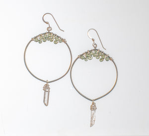 Eden Earrings