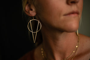 Load image into Gallery viewer, Mila Earrings