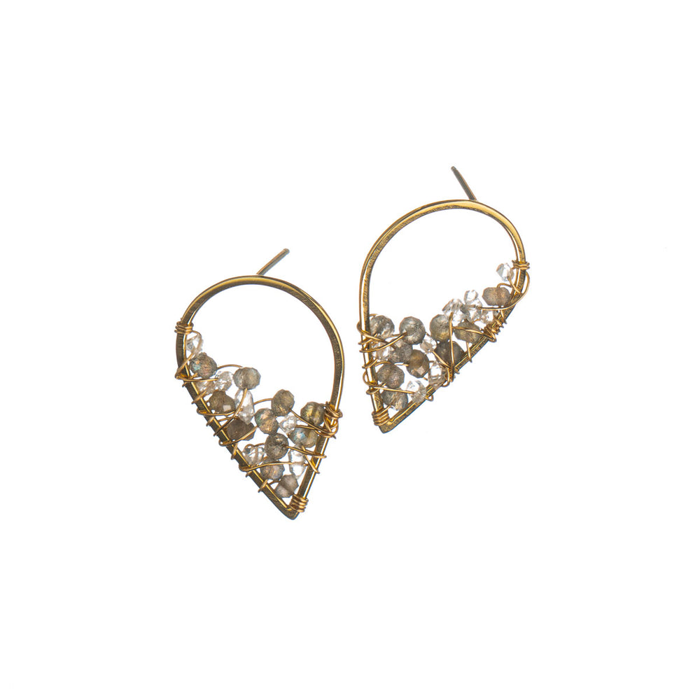 Isla Stud Earrings