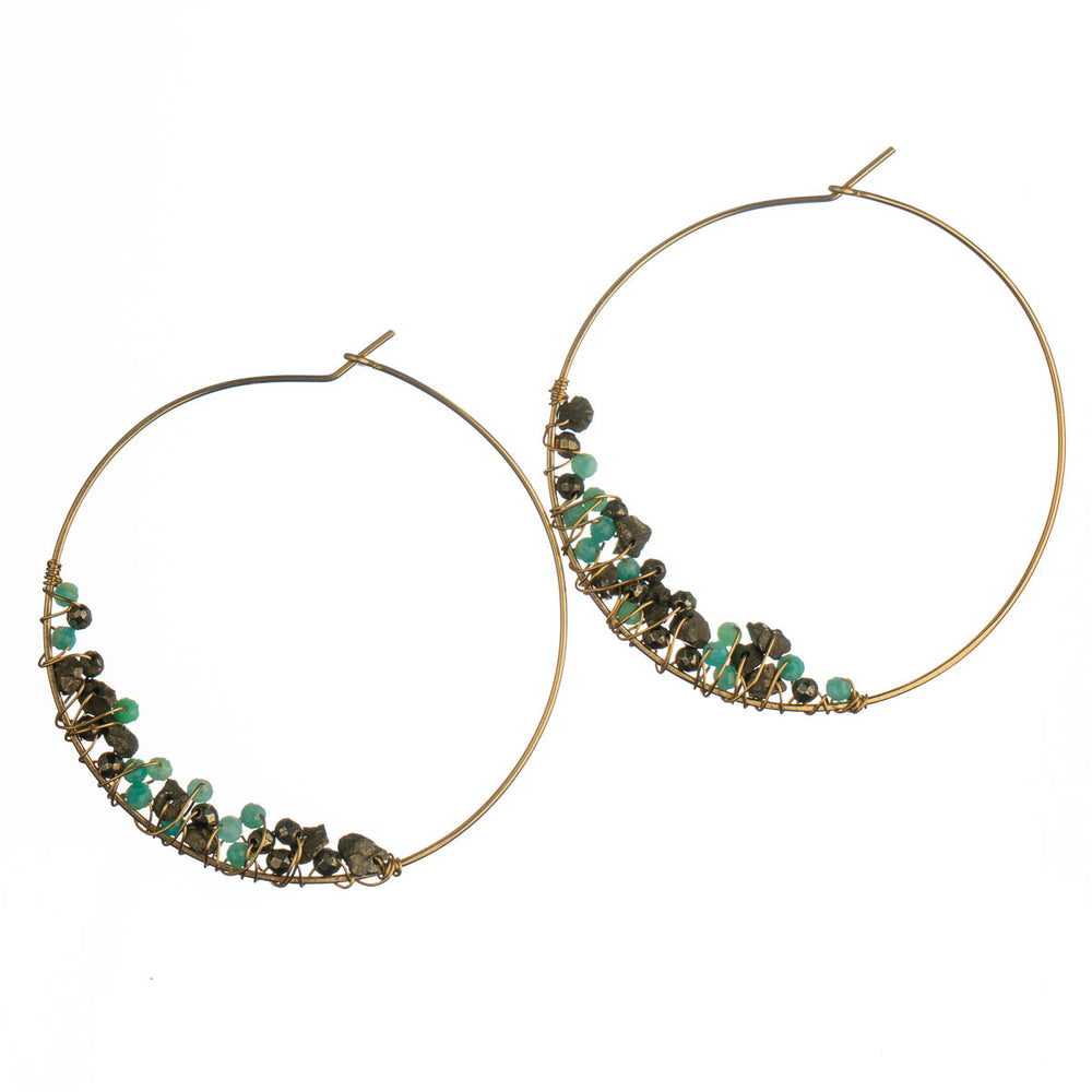Load image into Gallery viewer, Aubrey Earrings