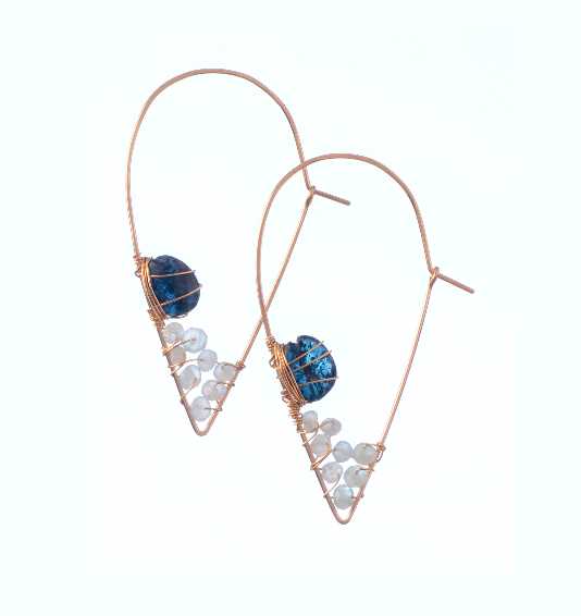 Load image into Gallery viewer, Anemone Earrings