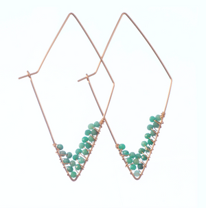 Load image into Gallery viewer, Juniper Earrings