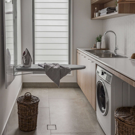 DESIGNING THE ULTIMATE LAUNDRY