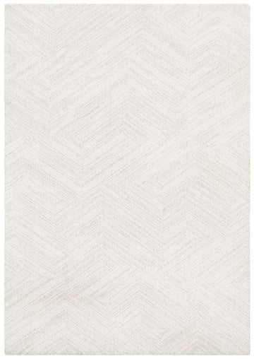 Zinal Rug - Silver - Simple Style Co