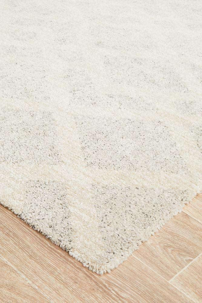 Simple Style Co: Morgins Rug Pebble - Free Delivery Australia Wide