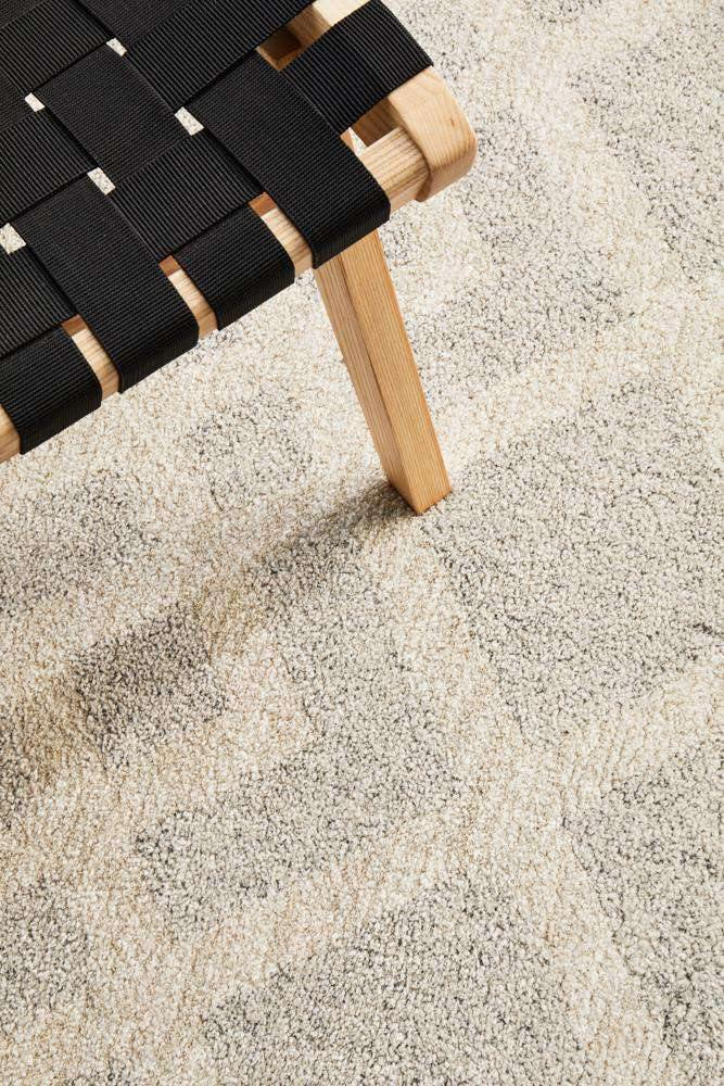 Morgins Rug - Pebble