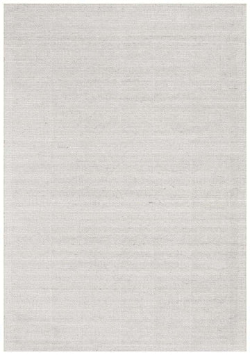 Simple Style Co: Leni Cotton Rug Sky Blue | Buy Blue Rugs Australia