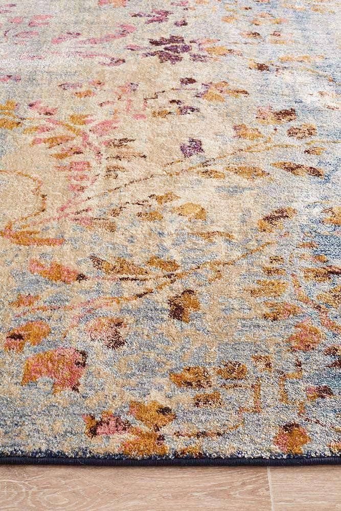 Adeline Pastel Transitional Rug - Simple Style Co