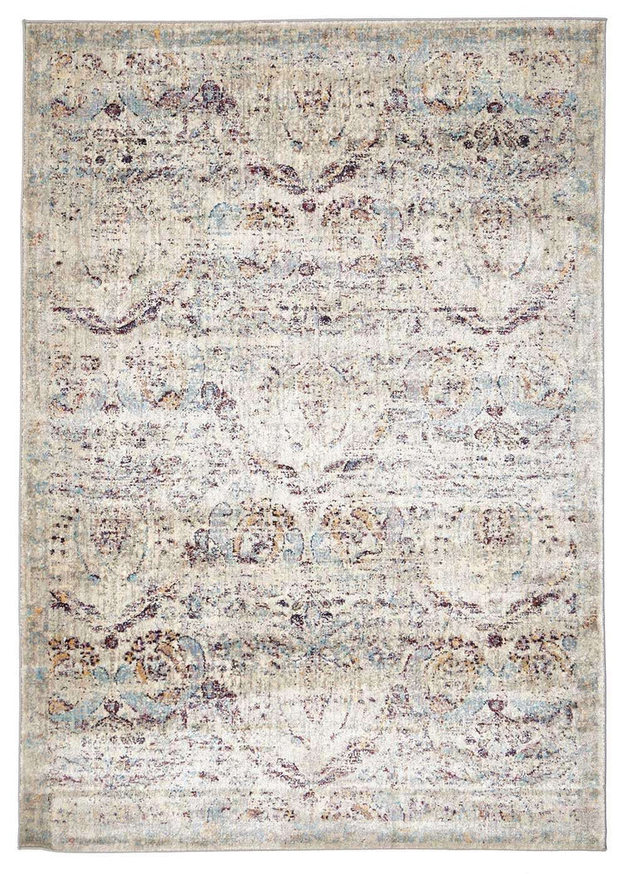 Lucinda Distressed Transitional Rug - Simple Style Co