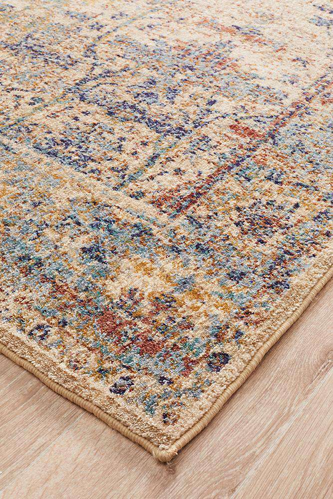 Vilnius Ornate Transitional Rug - Simple Style Co