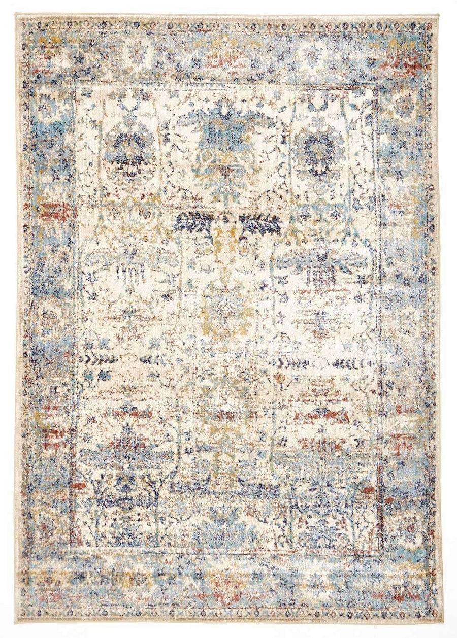 Simple Style Co: Vilnius Ornate Transitional Rug - Free Delivery Australia Wide