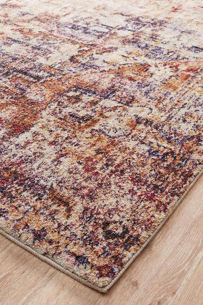 Tamiya Medallion Transitional Rug | Traditional Rugs | Simple Style Co