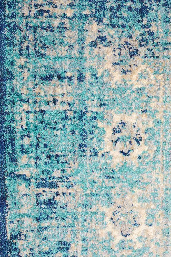 Umbría Transitional Rug Blue | Free Delivery Australia Wide | Simple Style Co