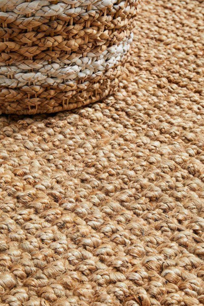 Atrium Barker Natural Jute Rug - Simple Style Co