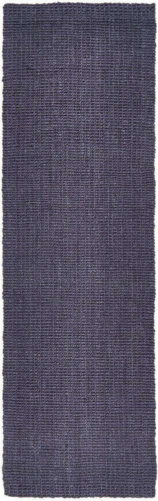 Anahola Navy Jute Runner Rug - Simple Style Co