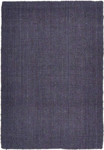 Atrium Barker Navy Blue Jute Rug - Simple Style Co