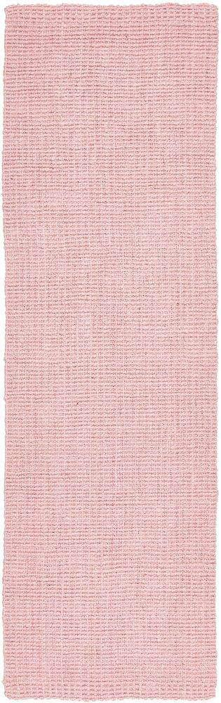 Kailua Chunky Jute Runner - Pink - Simple Style Co