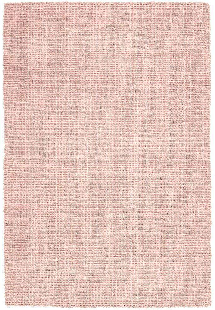 Kailua Chunky Jute Rug - Pink - Simple Style Co