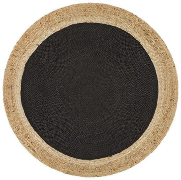 Bowen Jute Rug | Round Rugs | Simple Style Co