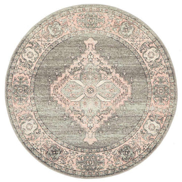 Simple Style Co: Estera Round Rug | Shop Round Rugs Online Australia