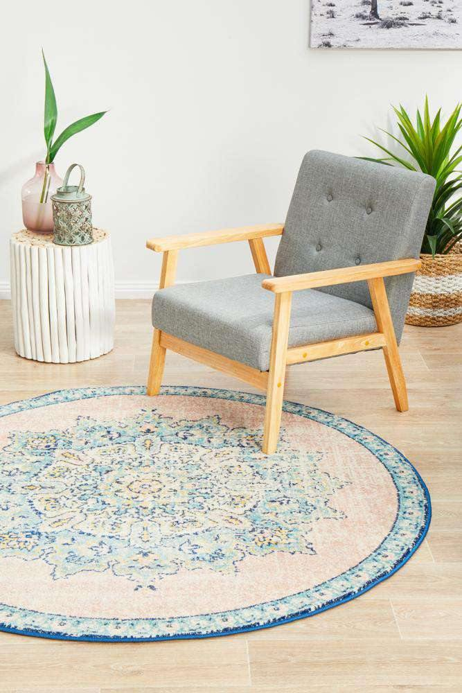 Verity Round Rug - Simple Style Co