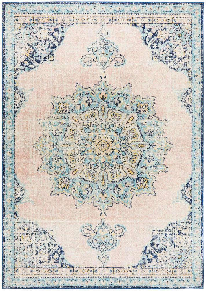 Avenue 706 Blush Rug - Simple Style Co